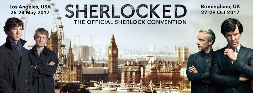 Sherlocked — The Official Sherlock Convention